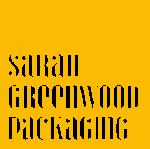 Sarah Greenwood Packaging